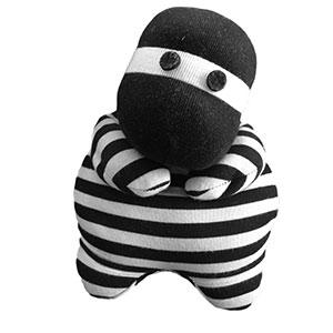 Boefbandito puppet